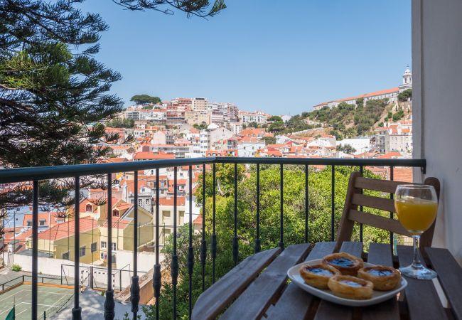 Apartamento em Lisboa - RENT4REST DREAM VIEW FAMILY APARTMENT